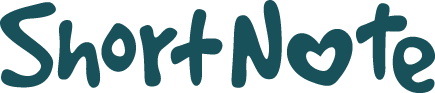 shortnoteロゴ
